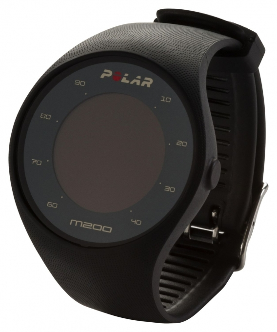 Polar M200 Black Gr. M/L